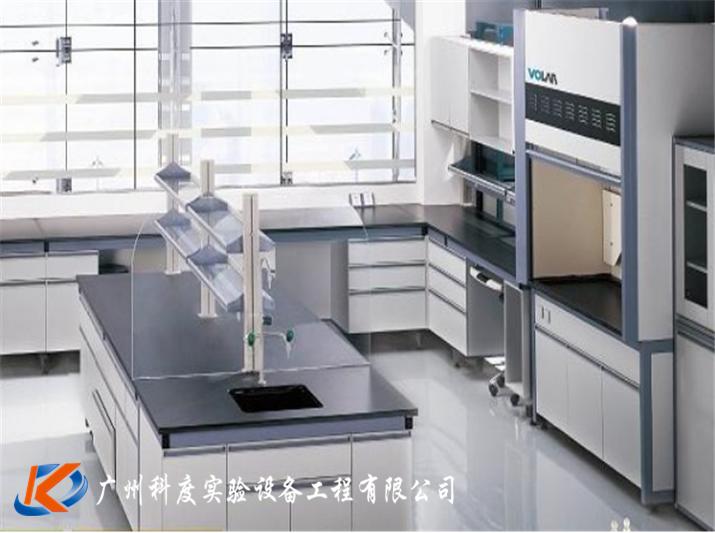 室设计时,一直将实验台的设计,布局当成是至关重要的一个环节,摆放的