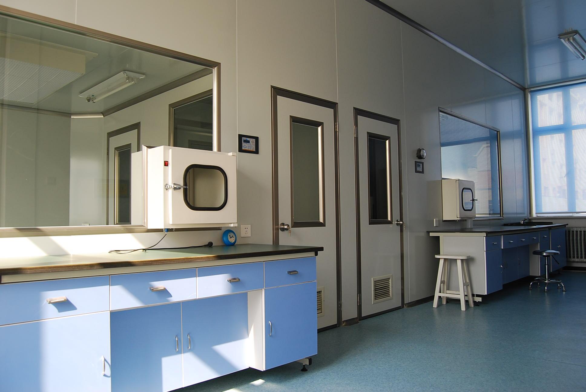 微生物检测实验室_实验室系统工程_广州科度实验设备